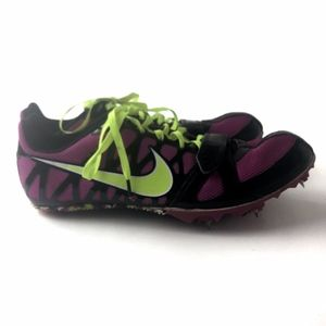 Nike Zoom Rival Sprint Track Shoes Spikes